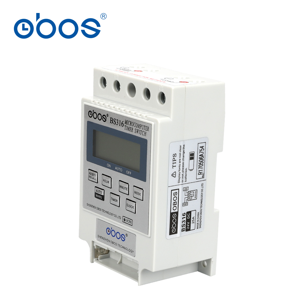 Free shipping beautiful shape white timer 12V DC programmable 12V timer with 10 times on/off per day /weekly large LCD display