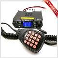Mobile Radio QYT KT-980Plus Dual Band Quad дисплей 75 Вт Автомобиля ствол FM Мобильный Трансивер Двухстороннее Радио Обновление версии KT-UV980