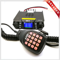 Mobile Radio QYT KT 980Plus Dual Band Quad Display 75W Car Trunk FM Mobile Transceiver Two