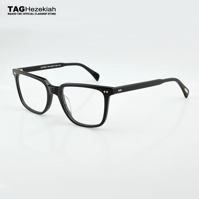 0768a29765539 eyeglasses Fashion retro brand glasses frame women s men computer glasses  myopia vintage eye glasses frames for