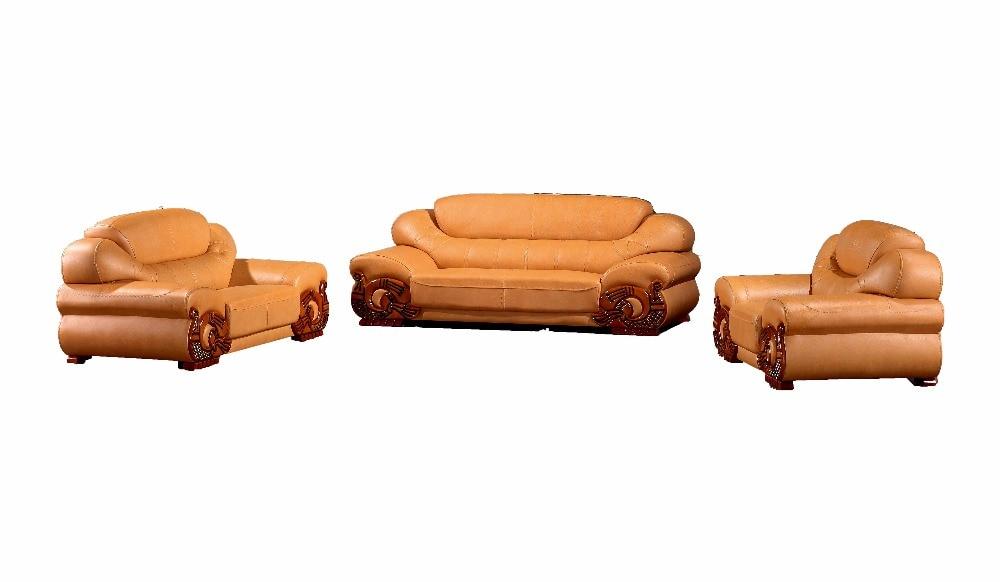 2018 Limited Special Offer Modern Beanbag Bean Bag Chair Armchair Yg Furniture European Leather Sofa Set Living Room 321