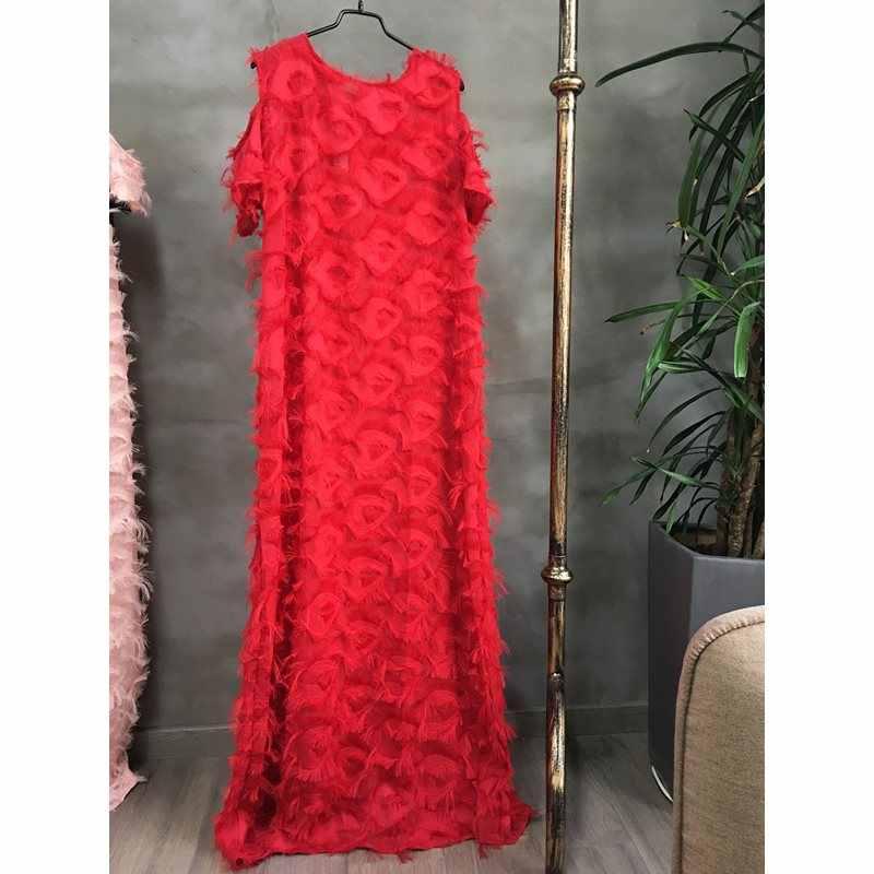 Пикантные красные элегантные вечерние платья в африканском стиле больших размеров, осенние женские длинные платья с открытыми плечами, желтое шикарное женское модное Макси платье