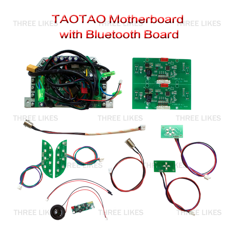 Hoverboard Motherboard Mainboard Control Board Taotao PCB with Bluetooth for 6.5/8/10 2 Wheels Self Balancing Electric Scooter