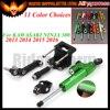 For KAWASAKI NINJA 300 2013 2014 2015 2016 1 Set Motorcycle CNC Adjustable Linear Reversed Steering