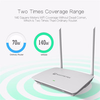 Original Mantistek Routers Wireless Wifi Repeater 2 4G 300Mbps 802 11 B G N Router Signal