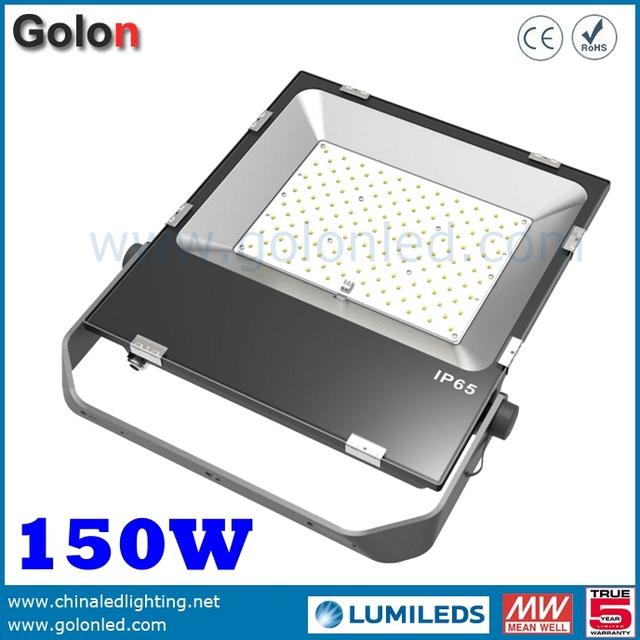 Indoor outdoor led stadium sport court light 150w 100 277vac indoor outdoor led stadium sport court light 150w 100 277vac meanwell smd 3030 waterproof dhl aloadofball Choice Image