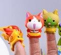 8pcs yokai watch finger toy figure toy 3-5cm