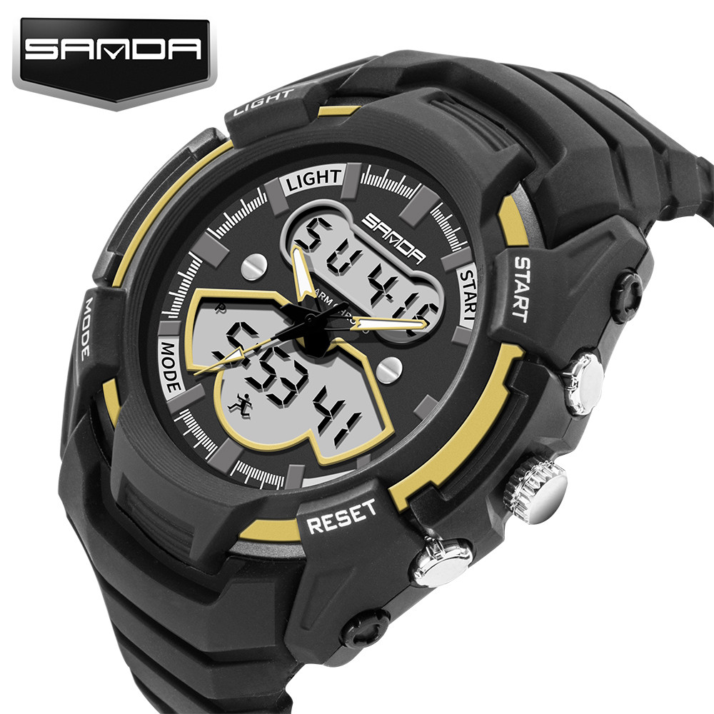 sanda sports watches for men  (3)