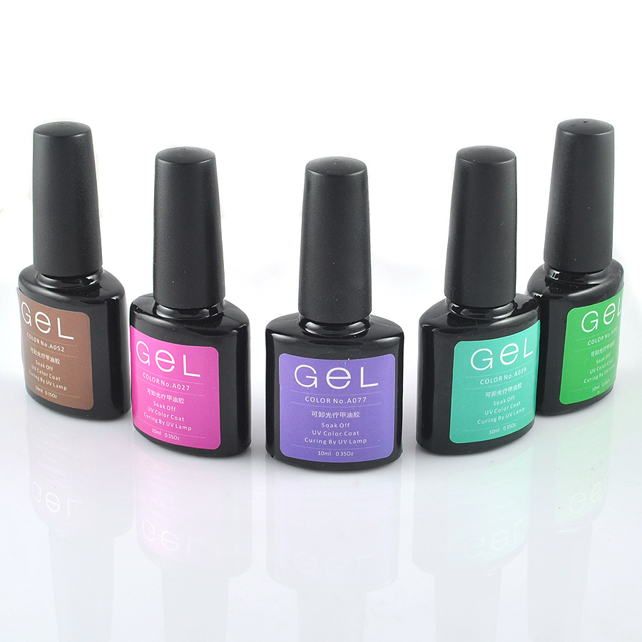Yifuyan Hot Sale Natural UV Gel Nail Polish Vegan Ingredients Safe ...