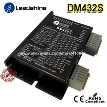цена на New Leadshine DSP 2 Phse Stepper Motor Drive DM432S Max 36 VDC Suitable for NEMA 15 NEMA 17 NEMA 23 Stepper Motor