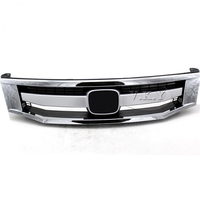 For Honda Accord 2008 2010 1PC Band New Front Grill Grille Auto Racing Car Grill High Quality Direct Replacement Grille