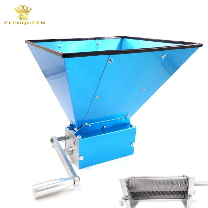 Super Quality Amazing Price 3 Roller Malt mill Grain mill mill Barley Crusher Malt Grain for