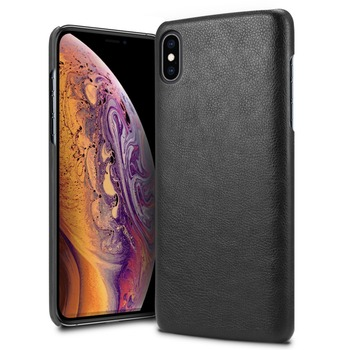 Leather Case iPhone Xs Max 3