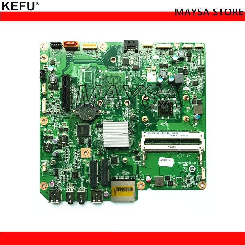 Haute qualité FRU: 90000078 pour Lenovo C325 carte mère tout-en-un DA0QUDMB6E0 E450 1.65G DDR3 100% entièrement testé