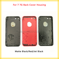 High Quality Back Housing Cover Battery Cover Rear Door Chassis Frame For Iphone 7 7G 4