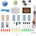 Starter Kit básico 400 TE263 Breadboard Jumper Para Arduino Para Raspberry Pi