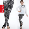 Sale new Leopard print maternity legging  tights plus size elastic legging FREE SHIPPPING