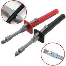2 pçs/set clipe de teste de segurança isolamento piercing sondas para ferramenta diagnóstico detecção circuito carro