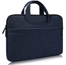 Housse de pochette dordinateur 13 13.3 14 14.1 15 15.4 15.6 pouces sacoche pour ordinateur portable pour Macbook Air Pro 13 15 Dell Asus HP Acer mallette sac à main