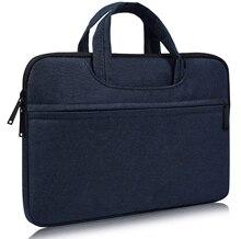 Laptop Tasche Sleeve 13 13,3 14 14,1 15 15,4 15,6 Zoll Notebook Tasche Für Macbook Air Pro 13 15 Dell asus HP Acer Aktentasche Handtasche