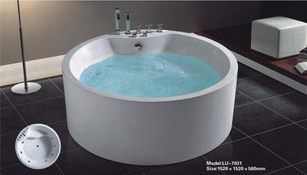 Vasca Da Bagno Freestanding Rotonda : Vasca da bagno rotonda simple vasca da bagno rotonda profonda