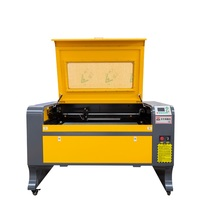9060 electric machine laser engraving machine acrylic laser cutting machine6090 rubber plate non woven fabric