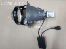 DLAND OWN EQ5 3 BI LED PROJECTOR LENS KIT, WITH BULB REPLACEABLE, GOOD CHOICE TO UPGRAGE YOUR CAR