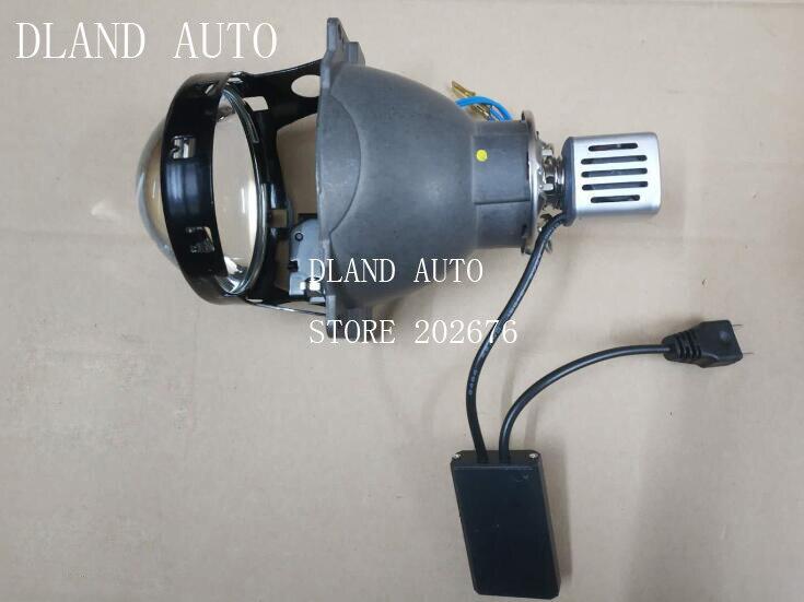 Dland собственный EQ5 3 Би LED объектив проектора комплект, со светодиодной лампы сменный, хороший выбор, чтобы upgrage вашего автомобиля