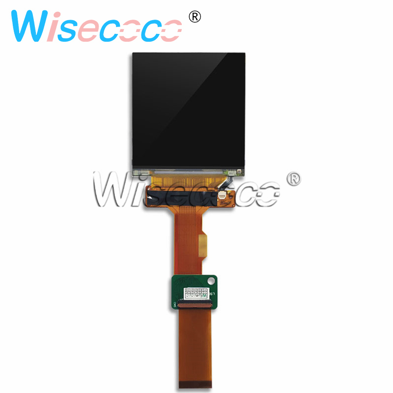 2.9 inch 14401440 dual screen IPS LCD display panel