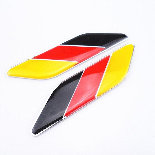 Us 499 Auto Styling Deutschland Frankreich Italien Flagge Auto Aufkleber Für Mercedes Benz A B C E S G M Ml Glk Cl Clk Cls E Gl R Sl Slk Sls