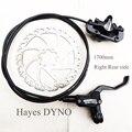 Hayes DYNO 1700 мм гидравлический дисковый тормоз правый задний односторонний xc mtb BMX Масляный Пресс велосипедный тормоз