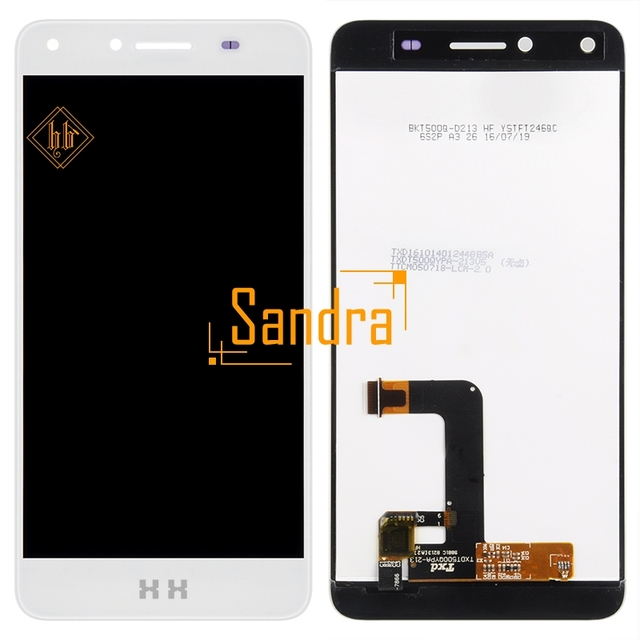 1PCS NEW HH Y5-2 LCD screen Replacement For Huawei Y5II Y5-2 CUN-U29 LCD Display Touch Screen Digitizer Assembly+tools
