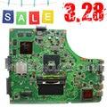 Precio de fábrica para asus k53sv k53sm a53s x53s motherboard 8 memoria portátil mainboard rev 3.0. 3.1 2.1 2.3 GT540M 2 GB prueba de pozo