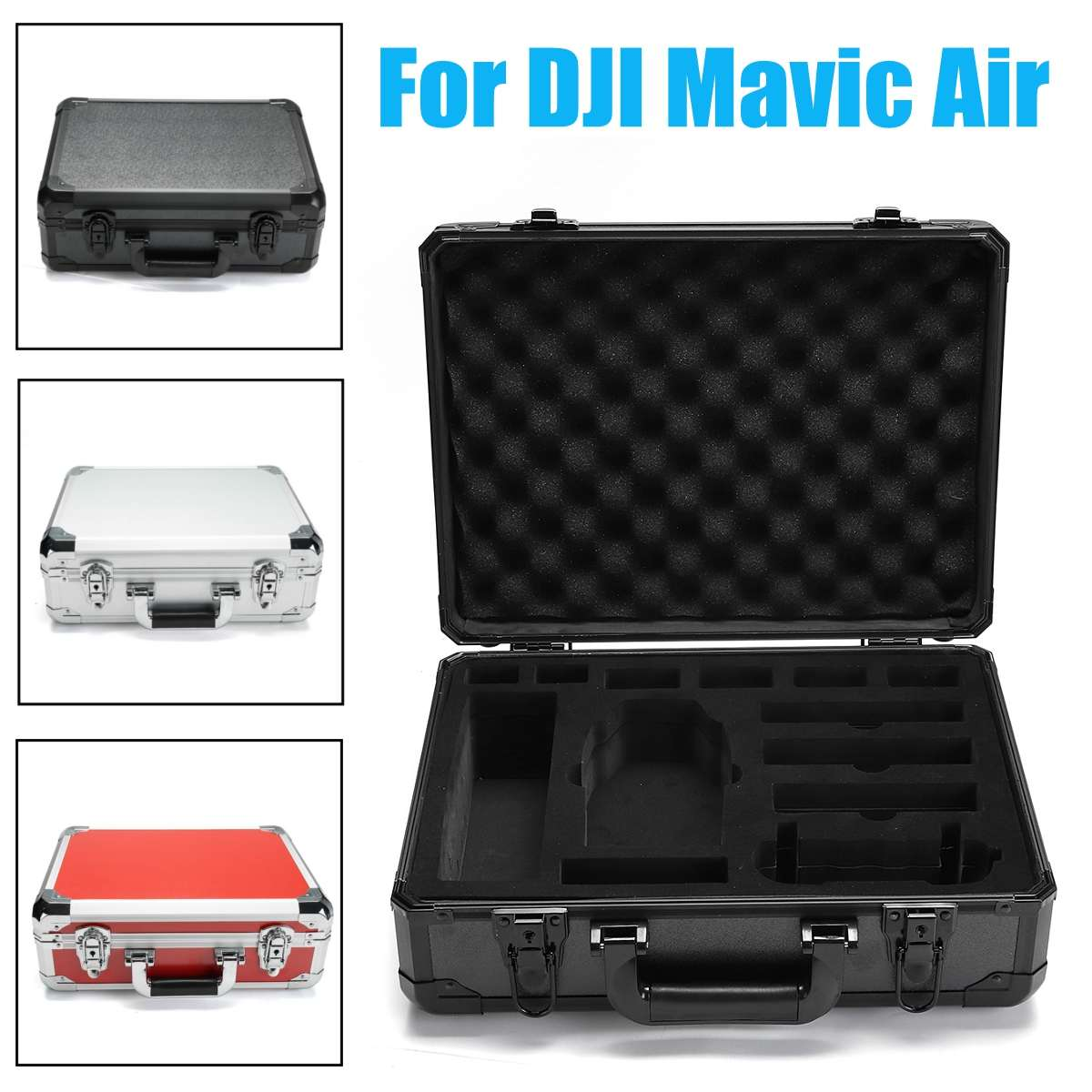 Waterproof Hard Shell Handbag Carrying Drone Bag Storage Case For DJI Mavic Air Drone Accessories