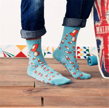 How New Arrival – Unisex Cotton Socks – FREE + Shipping