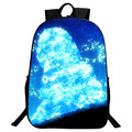 Retail Hot Sale Polyester 16-Inch Starry Sky School Backpacks for Teenage Girls School Bags for Children Schoolbag for Kids