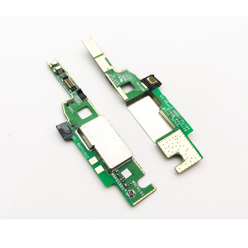 Original New For Sony Xperia M4 Aqua Antenna Microphone Mic PCB Board Flex Ribbon Cable Replacement