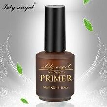 Lily angel 1 шт. УФ-гель для ногтей Prep праймер кислотный Бондер каждый 0,5 унций УФ-гель для дизайна ногтей Советы УФ-гель Система маникюр Советы функция использования