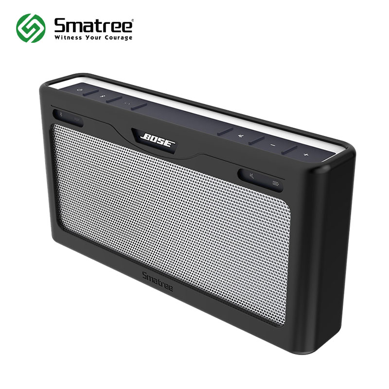 Smatree Silica Gel Travel Soft Silicone Protection Case Colorful Cover for Bose SoundLink Bluetooth Speaker III беспроводная аудио система bose soundtouch 30 iii black
