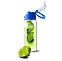 700 ML Botella de Agua de Mis Botellas de Plástico De Botellas De Los Deportes de Agua Portátil Manija de La Bici Vaso botella Tritan Beber Marca K091
