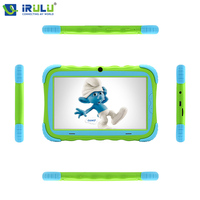 2016 Original IRULU Y3 7 Babypad 1280 800 IPS A33 Quad Core Android 5 1 Tablet