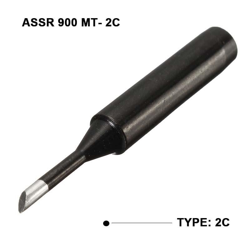 6 PCS / rinkinys be švino lydmetalio geležies antgalis 900M-T - Suvirinimo įranga - Nuotrauka 5