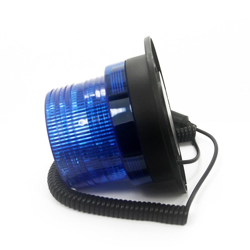 AEING 12V Velika jantarna / crvena / plava boja 26 LED auto kamion - Svjetla automobila - Foto 2