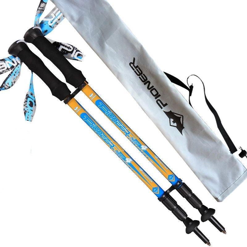 carbon fiber adjustable super short 55cm 3 sections lightweight 170g EVA handle retractable nordic <font><b>walking</b></font> <font><b>sticks</b></font> hiking pole