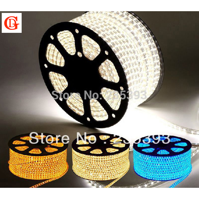 SMD 5050 AC 220V Led Strip Waterproof Light 5M 6M 7M 8M 9M 10M 15M 20M ledstrip 60leds/m Flexible Led Lights+Power Plug ac220v smd 5050 rgb led strip flexible high light waterproof 60leds m with eu plug 1m 2m 3m 4m 5m 6m 7m 8m 9m 10m 11m 12m 13m