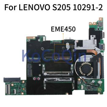 KoCoQin Laptop motherboard For LENOVO S205 EME450 Mainboard 10291-2 LS205 MB 48.4MN01.021