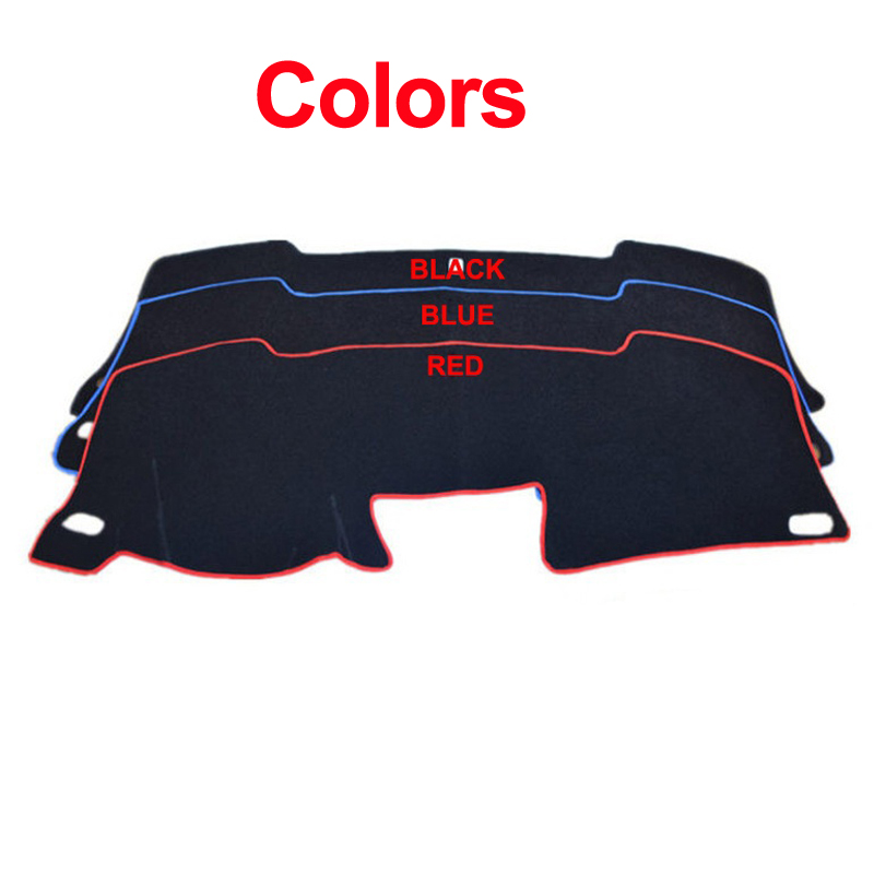 Image 2 - Car Dashboard Cover Dashmat For Nissan Juke 2011 2012 2013 2014 2015 2016 2017 ANti UV Automobile Dash Mat Sun Shade Pad Carpet-in Car Anti-dirty Pad from Automobiles & Motorcycles
