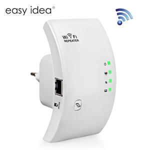 Wireless Network 300 Mbps Mini Wifi Router Amplifier Repeater Range Expander Signal