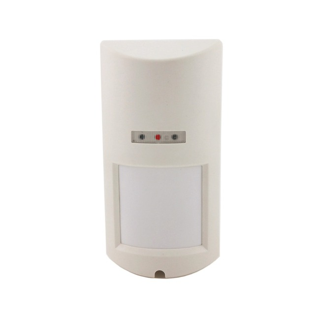 433mhz Outdoor Motion Sensor Alarm Pet Friendly Waterproof PIR Detector For  Secrui 8218G,G15,