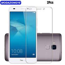 Protetor De Tela Huawei Honra 2 pcs 5C 5 C NEM-L51 NEM-L21 NEM-L22 Vidro Temperado Huawei GT3/Honor 7 LITE NMO L03 L22 L23 L31